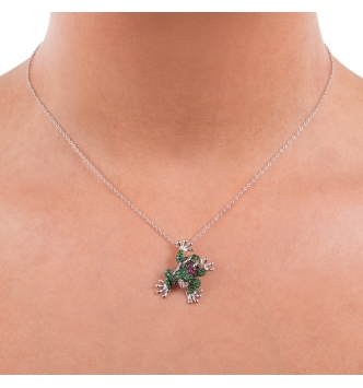 Frog pendant ultima edizione frog pendant mozeypictures Image collections