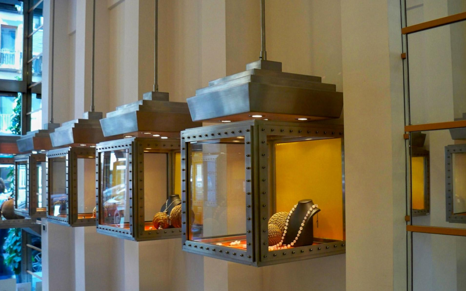 Ultima Edizione - showroom Milano