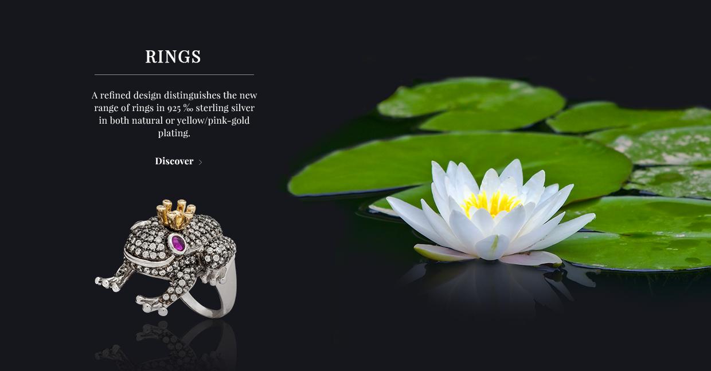 16102c78d067 Superior Quality Silver Jewelry - Ultima Edizione